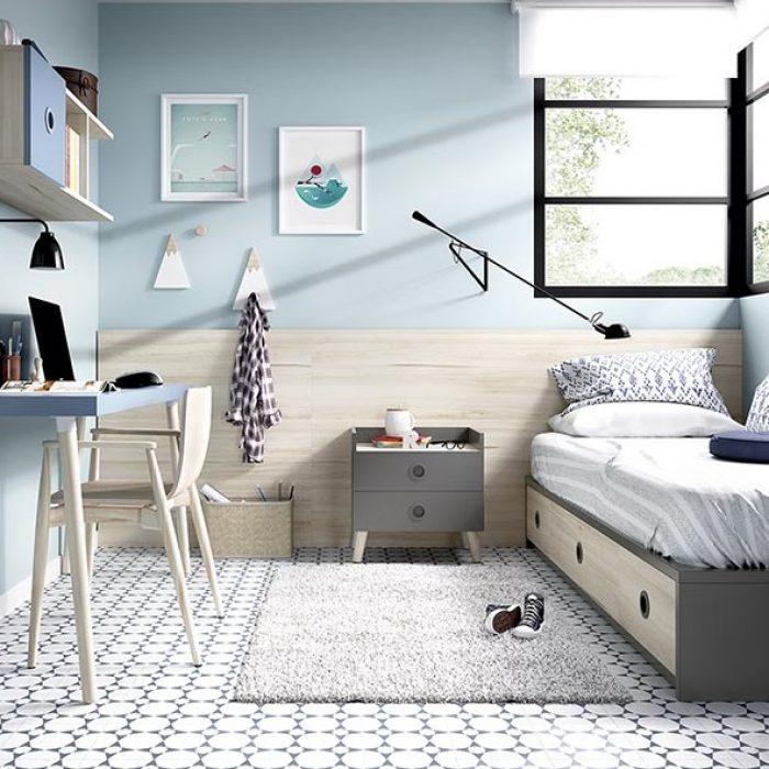 interjero-dizainas-internetu-monoidėja-jaunuolio-kiambarys